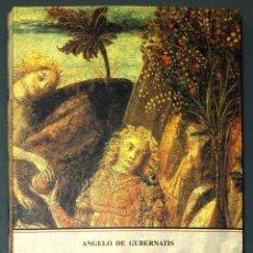 Libros de segunda mano: MITOLOGÍA DE LAS PLANTAS. LEYENDAS DEL REINO VEGETAL. BOTÁNICA GENERAL. ANGELO DE GUBERNATIS. 2002.. Lote 297034023