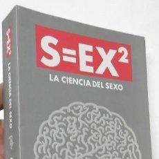 Libros de segunda mano: LA CIENCIA DEL SEXO - PERE ESTUPINYÀ. Lote 297177708