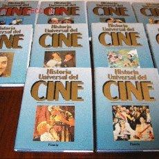 Libros de segunda mano: HISTORIA UNIVERSAL DEL CINE. Lote 26104934