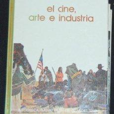 Libros de segunda mano: BIBLIOTECA SALVAT DE GRANDES TEMAS. Nº 5. EL CINE, ARTE E INDUSTRIA. Lote 18233049