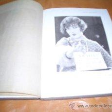 Libros de segunda mano: SAGELL CATALOGO DE LAS MAS BELLAS ACTRICES DEL MOMENTO . Lote 8507301