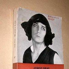 Libros de segunda mano: EL ACTOR Y EL CINE. JORGE GRAU. LIBROS DE CINE RIALP Nº 27. 1962. ESTUDIO Y CRÍTICA. VER FOTOS +++++. Lote 27531302