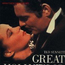 Libros de segunda mano: GREAT HOLLYWOOD MOVIES, DE TED SENNETT. Lote 27103333