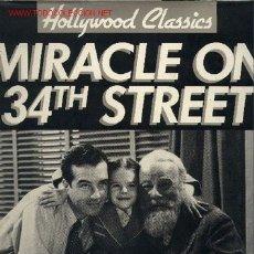 Libros de segunda mano: MIRACLE ON 34TH STREET, DE HOLLYWOOD CLASSICS.. Lote 26623659