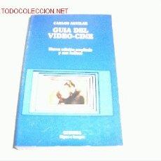 Libros de segunda mano: GUIA DEL VIDEO --CINE-. Lote 2819033
