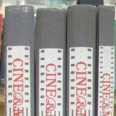 Libros de segunda mano: CINE & MUSICA. SALVAT (4 TOMOS) (ENC-099-SF, 2). Lote 19578936