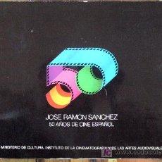 Libros de segunda mano: 50 AÑOS DE CINE ESPAÑOL. Lote 27002123