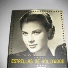 Libros de segunda mano: ESTRELLAS DE HOLLYWOOD DE ANDREA FERRARI. Lote 21058656