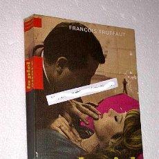 Libros de segunda mano: LA PIEL SUAVE. FRANÇOIS TRUFFAUT. VERSIÓN DE ENRIQUE M. FARIÑAS. EDICIONES RODEGAR, 1970.. Lote 24863497
