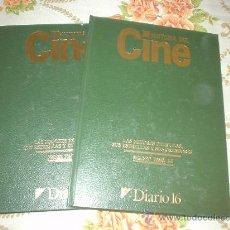 Libros de segunda mano: HISTORIA DEL CINE TOMOS 1 Y 2. Lote 26944136