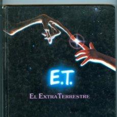 Livros em segunda mão: ** E.T. EL EXTRATERRESTRE ** - EL LIBRO DE LA PELÍCULA DE STEVEN SPIELBERG (1982) . Lote 34988117