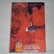 Libros de segunda mano: MADONNA - EL CUERPO DEL DELITO - NOVELA DE LA PELÍCULA - HARRISON ARNSTON - 1º EDICIÓN ENERO 1993. Lote 26469299
