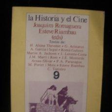 Libros de segunda mano: LA HISTORIA DEL CINE. ROMAGUERA Y RIMBAUD. FONTAMARA. 1983 240 PAG. Lote 20349969