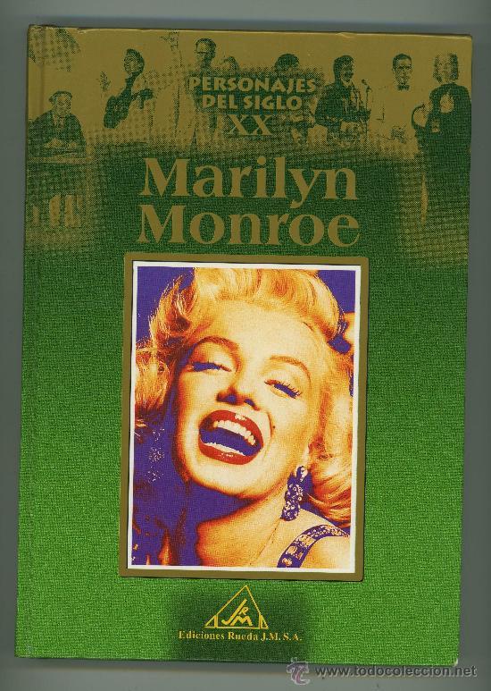 MARILYN MONROE. (Libros de Segunda Mano - Bellas artes, ocio y coleccionismo - Cine)