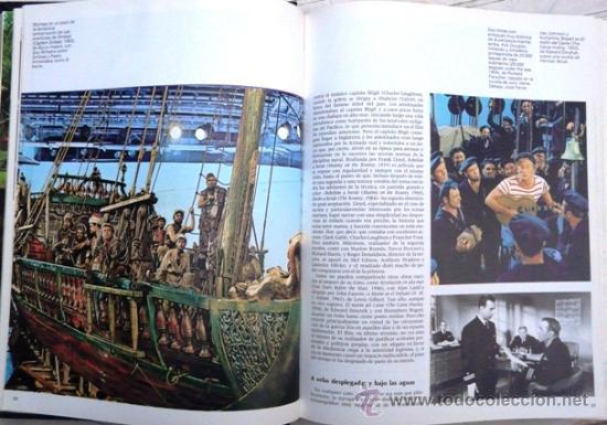 Libros de segunda mano: EL CINE VOLUMEN 1 - SALVAT - AÑO 1986 - ENCICLOPEDIA DEL 7º ARTE - CINE DE AVENTURAS/CIENCIA FICCION - Foto 3 - 20513293