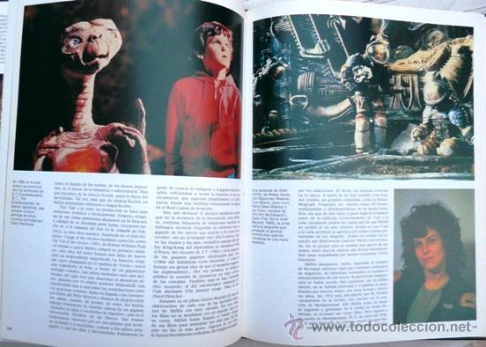 Libros de segunda mano: EL CINE VOLUMEN 1 - SALVAT - AÑO 1986 - ENCICLOPEDIA DEL 7º ARTE - CINE DE AVENTURAS/CIENCIA FICCION - Foto 4 - 20513293