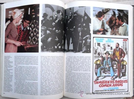 Libros de segunda mano: EL CINE VOLUMEN 3 - SALVAT - AÑO 1986 - ENCICLOPEDIA DEL 7º ARTE - LA COMEDIA - CINE DOCUMENTAL - Foto 2 - 21592164