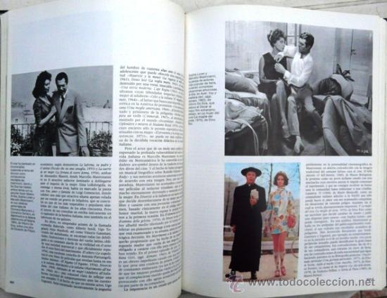 Libros de segunda mano: EL CINE VOLUMEN 3 - SALVAT - AÑO 1986 - ENCICLOPEDIA DEL 7º ARTE - LA COMEDIA - CINE DOCUMENTAL - Foto 3 - 21592164