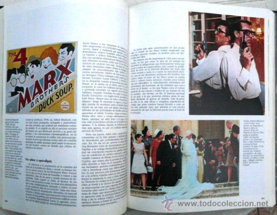 Libros de segunda mano: EL CINE VOLUMEN 3 - SALVAT - AÑO 1986 - ENCICLOPEDIA DEL 7º ARTE - LA COMEDIA - CINE DOCUMENTAL - Foto 4 - 21592164