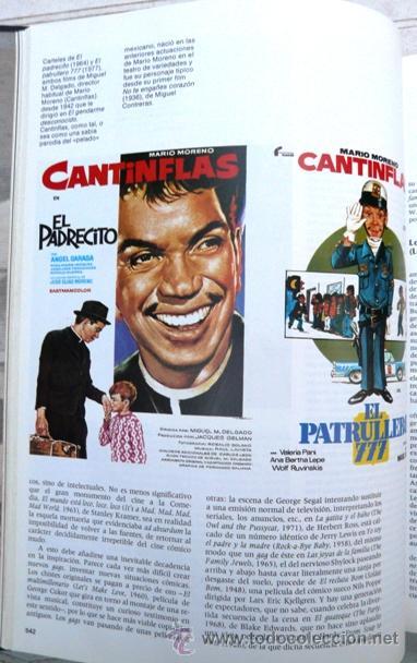Libros de segunda mano: EL CINE VOLUMEN 3 - SALVAT - AÑO 1986 - ENCICLOPEDIA DEL 7º ARTE - LA COMEDIA - CINE DOCUMENTAL - Foto 6 - 21592164