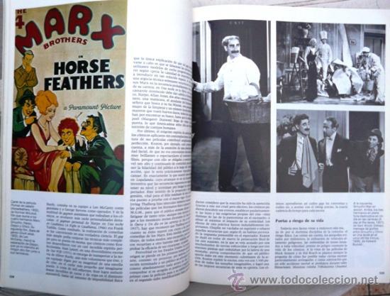 Libros de segunda mano: EL CINE VOLUMEN 3 - SALVAT - AÑO 1986 - ENCICLOPEDIA DEL 7º ARTE - LA COMEDIA - CINE DOCUMENTAL - Foto 7 - 21592164