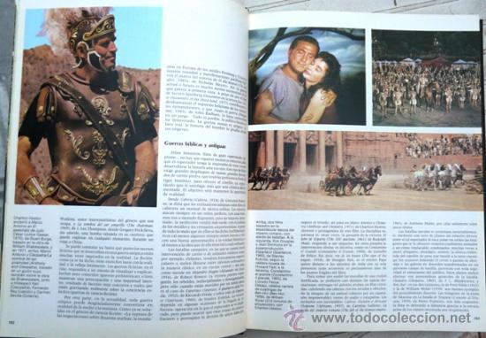 Libros de segunda mano: EL CINE, VOLUMEN 4, ENCICLOPEDIA SALVAT DEL 7º ARTE - CINE BELICO - CINE HISTORICO - - Foto 3 - 21592173