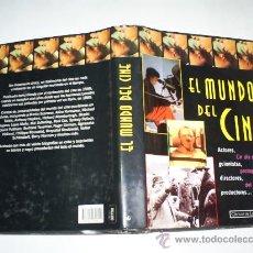 Libros de segunda mano: EL MUNDO DEL CINE ACTORES GUIONISTAS DIRECTORES PRODUCTORES PROTAGONISTAS DEL SÉPTIMO ARTE RM46585. Lote 21349375