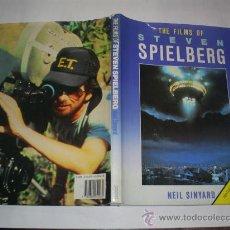 Libros de segunda mano: THE FILMS OF STEVEN SPIELBERG FEATURING THE LATEST BLOCKBUSTER EMPIRE OF THE SUN NEIL SINYARD RM4669. Lote 21422159