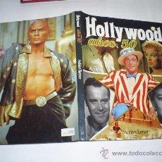 Libros de segunda mano: HOLLYWOOD AÑOS 50 ADRIAN TURNER ARIEL 1987 RM41357. Lote 21574755