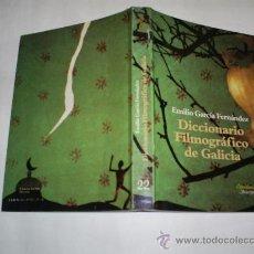 Libros de segunda mano: DICCIONARIO FILMOGRÁFICO DE GALICIA EMILIO GARCÍA FERNÁNDEZ CINE 1993 RM40129. Lote 27590891