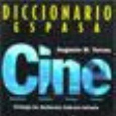 Libros de segunda mano: DICCIONARIO ESPASA CINE DIRECTORES, PELÍCULAS, ACTRICES, ACTORES. Lote 22025868