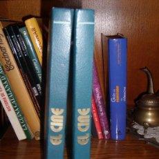 Libros de segunda mano: EL CINE ENCICLOPEDIA DEL 7º ARTE. BURU LAN EDICIONES AÑO 1973, TOMOS I Y II. Lote 27455844