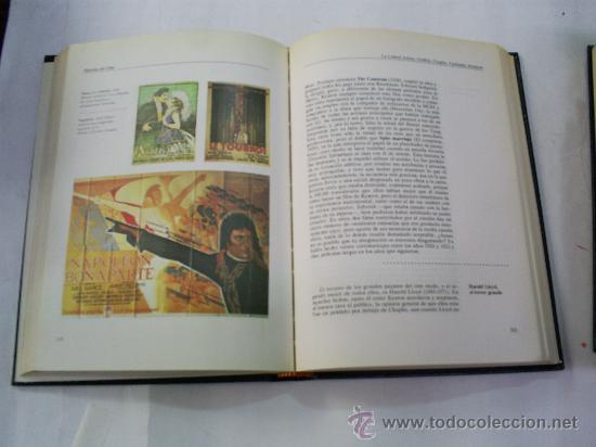 Libros de segunda mano: Historia del Cine 6 TOMOS Sarpe 1988 RM38100 - Foto 2 - 26401968
