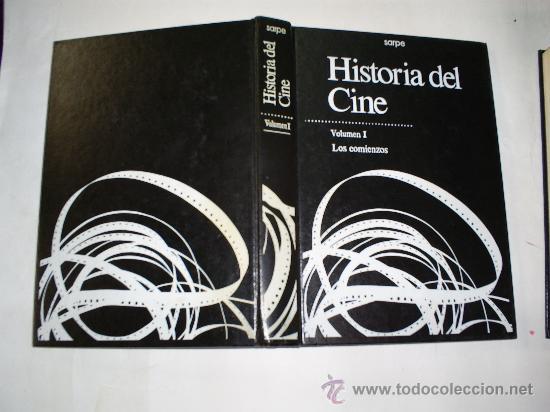 Libros de segunda mano: Historia del Cine 6 TOMOS Sarpe 1988 RM38100 - Foto 3 - 26401968