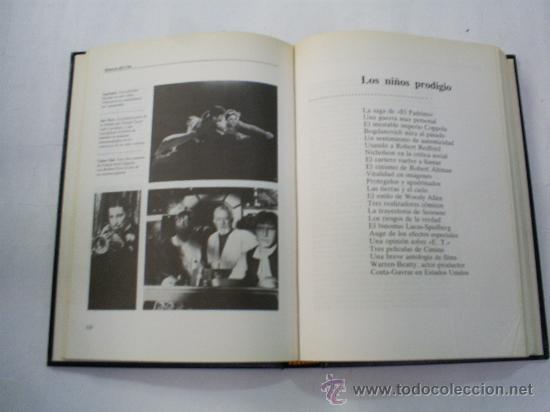 Libros de segunda mano: Historia del Cine 6 TOMOS Sarpe 1988 RM38100 - Foto 4 - 26401968