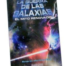 Libros de segunda mano: LIBRO GUERRA DE LAS GALAXIAS EL MITO RENOVADO - CLAVES PARA ENTENDER STAR WARS CIENCIA FICCIÓN CINE. Lote 31014536