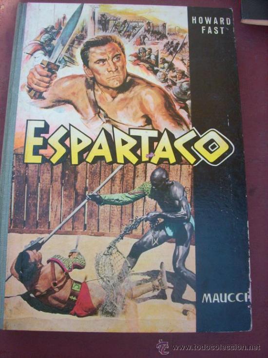 LOTE DE 5 LIBROS - MIS PELICULAS - MAUCCI - ESPAÑA (1959) BEN HUR/ ESPARTACO/ EL PEZ ROJO/ OTROS (Libros de Segunda Mano - Bellas artes, ocio y coleccionismo - Cine)