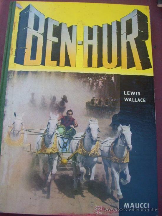 Libros de segunda mano: LOTE DE 5 LIBROS - MIS PELICULAS - MAUCCI - ESPAÑA (1959) BEN HUR/ ESPARTACO/ EL PEZ ROJO/ OTROS - Foto 2 - 27034753