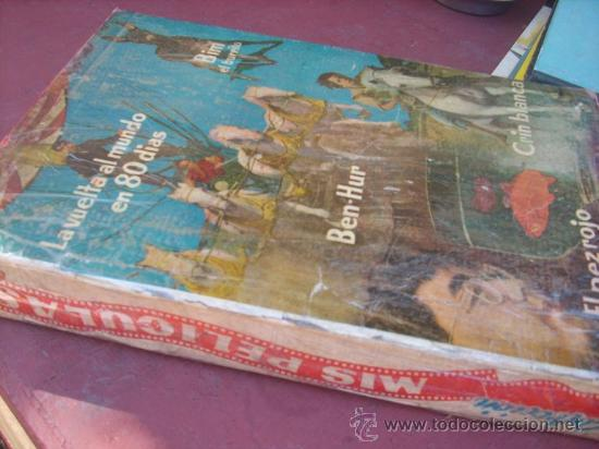 Libros de segunda mano: LOTE DE 5 LIBROS - MIS PELICULAS - MAUCCI - ESPAÑA (1959) BEN HUR/ ESPARTACO/ EL PEZ ROJO/ OTROS - Foto 10 - 27034753