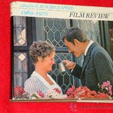 Libros de segunda mano: FILM REVIEW 1969-1970 EDITED BY F. MAURICE SPEED. W. H. ALLEN, LONDON 1969. EN INGLÉS, MUCHAS FOTOS.. Lote 25872048