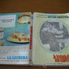Libros de segunda mano: LA HISTORIA DE UNA CUPLETISTA ( IMPERIO ARGENTINA ) DE ANTONIO LOSADA . VER FOTOS. Lote 26529781