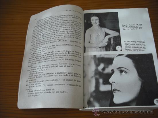 Libros de segunda mano: LA HISTORIA DE UNA CUPLETISTA ( IMPERIO ARGENTINA ) DE ANTONIO LOSADA . VER FOTOS - Foto 2 - 26529781