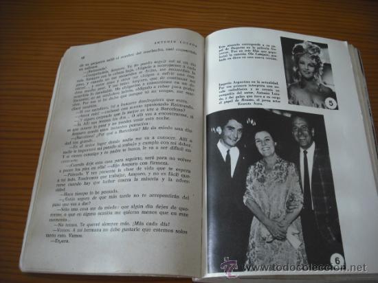 Libros de segunda mano: LA HISTORIA DE UNA CUPLETISTA ( IMPERIO ARGENTINA ) DE ANTONIO LOSADA . VER FOTOS - Foto 3 - 26529781