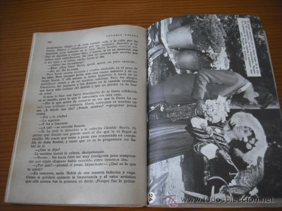 Libros de segunda mano: LA HISTORIA DE UNA CUPLETISTA ( IMPERIO ARGENTINA ) DE ANTONIO LOSADA . VER FOTOS - Foto 5 - 26529781