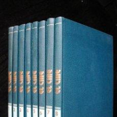 Libros de segunda mano: EL CINE - ENCICLOPEDIA DEL SÉPTIMO ARTE - 8 TOMOS. Lote 26574157