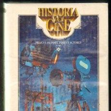 Libros de segunda mano: HISTORIA DEL CINE. PELICULAS, DIRECTORES Y ACTORES (5 TOMOS) (A-CI-253). Lote 28168599