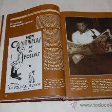 Libros de segunda mano: CANTINFLAS. DOS VOLÚMENES EN UN TOMO. JUAN RAMÓN ROMANÍ, PABLO MÉRIDA MR51890. Lote 28452308