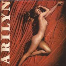 Libros de segunda mano: LIBRO DE CINE-MARILYN-NORMAN MAILER-EDIT.LUMEN 1974-ALBUM FOTOGRAFICO DE LA ACTRIZ. Lote 28550206