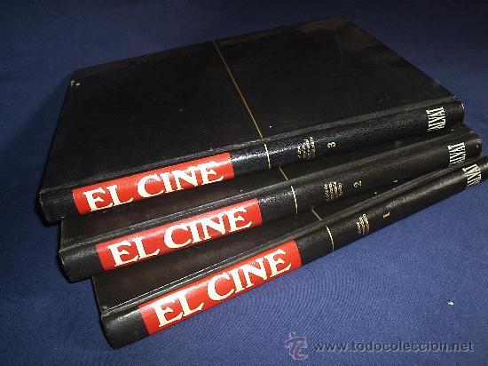 Libros de segunda mano: El Cine. Enciclopedia Salvat del 7º Arte vol. 1 al 3 (Salvat, 1979) - Foto 2 - 28557459
