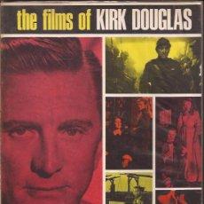 Libros de segunda mano: LIBRO DE CINE-THE FILMS OF KIRK DOUGLAS-CITADEL PRESS-EN INGLES-. Lote 28563973